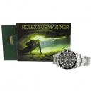 Rolex(로렉스) 16600 SEA DWELLER DATE 씨 드윌러 데이트 오토매틱 블랙 베젤 다이얼 오이스터 밴드 스틸 남성용시계 [강남본점]