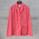 Armani(아르마니) 실크 혼방 핑크 컬러 여성용 자켓 [동대문점]