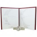 Cartier(까르띠에) W69007Z3 발롱블루 S사이즈 18K 옐로우골드 콤비 스틸 여성용시계 [강남본점]