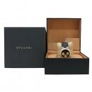 Bvlgari(불가리) CH35SG 18K 콤비 디아고노 35MM 데이트 크로노그래프 쿼츠 가죽밴드 남성용 시계 [인천점]
