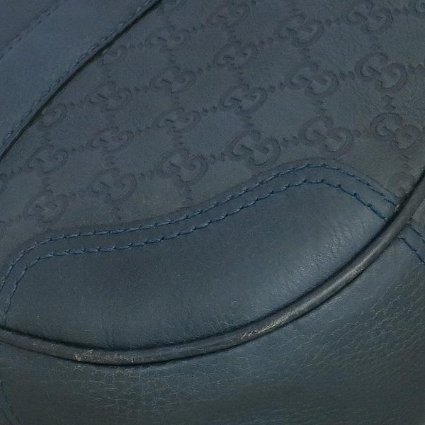 Gucci(구찌) 247287 GG 로고 그린 시마 레더 금장 숄더백 [대전본점] 이미지5 - 고이비토 중고명품