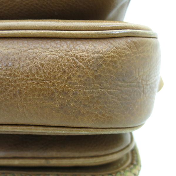 Gucci(구찌) 257024 태슬 장식 브라운 레더 트리오 크로스백 [부산센텀본점] 이미지4 - 고이비토 중고명품
