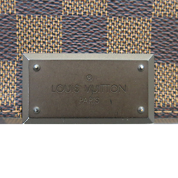 Louis Vuitton(루이비통) N41212 다미에 에벤 캔버스 디스트릭트 MM 크로스백 [부산센텀본점] 이미지4 - 고이비토 중고명품