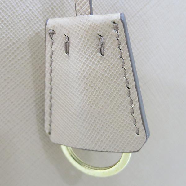 Prada(프라다) BN2274 SAFFIANO LUX NOISETTE 베이지 사피아노 레더 럭스 토트백+숄더스트랩 [부산센텀본점] 이미지5 - 고이비토 중고명품
