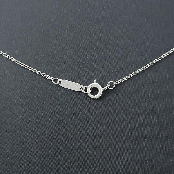 Tiffany(티파니) PT950 (플레티늄) 다이아 세팅 목걸이 [강남본점] 이미지4 - 고이비토 중고명품