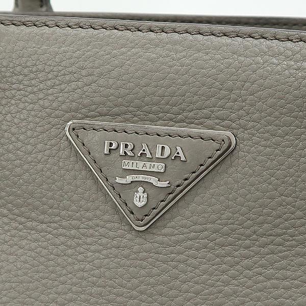 Prada(프라다) 1BA853 비텔로 다이노 AGRILLA 오트밀 컬러 2WAY [강남본점] 이미지4 - 고이비토 중고명품