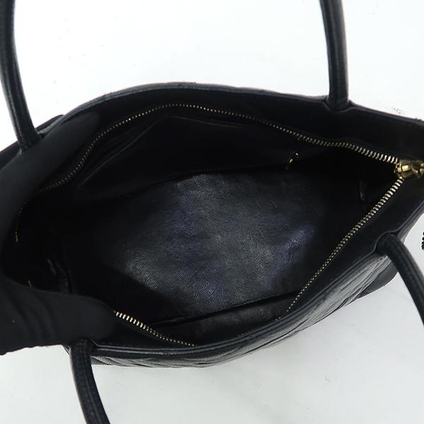 Chanel(샤넬) A01804 블랙 캐비어 스킨 금장 코인 토트백 [강남본점] 이미지6 - 고이비토 중고명품