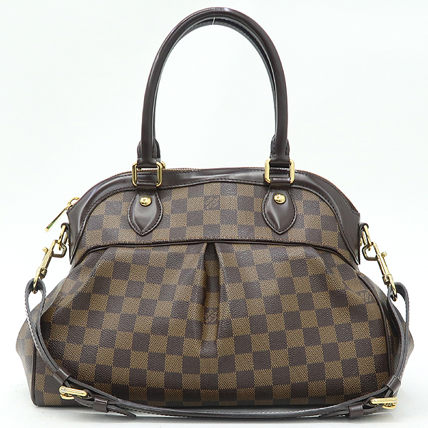 Louis Vuitton(루이비통) N51997 다미에 에벤 캔버스 트레비 PM 2WAY [강남본점]