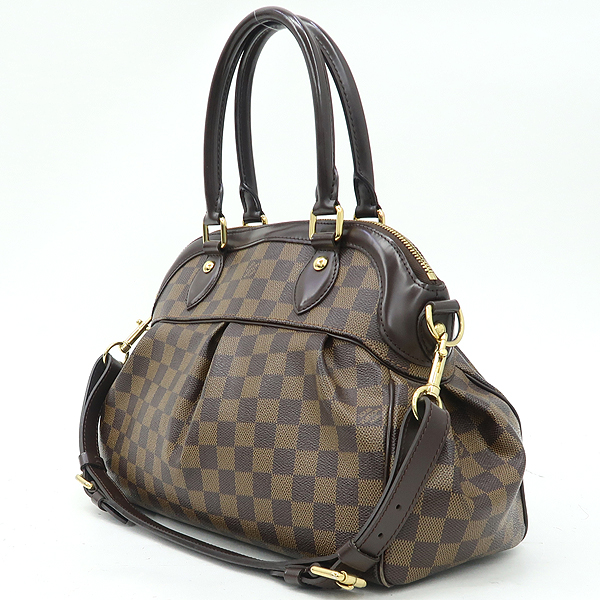 Louis Vuitton(루이비통) N51997 다미에 에벤 캔버스 트레비 PM 2WAY [강남본점] 이미지2 - 고이비토 중고명품