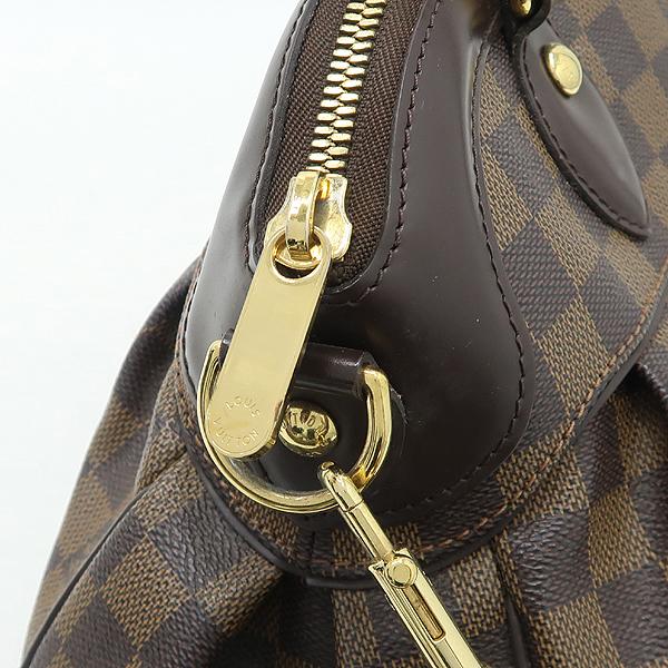 Louis Vuitton(루이비통) N51997 다미에 에벤 캔버스 트레비 PM 2WAY [강남본점] 이미지3 - 고이비토 중고명품