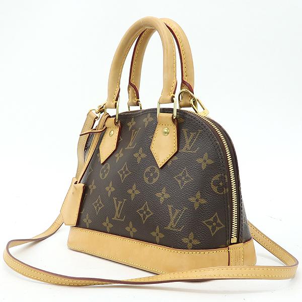 Louis Vuitton(루이비통) M53152 모노그램 캔버스 알마 BB 토트백+숄더스트랩 2way [강남본점] 이미지2 - 고이비토 중고명품