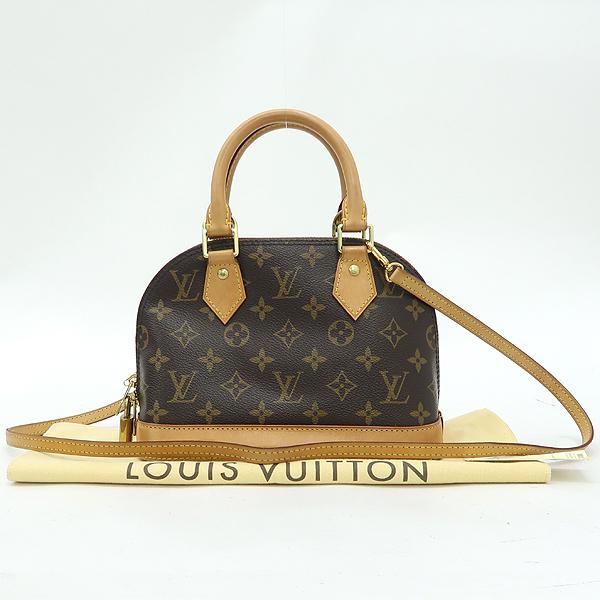 Louis Vuitton(루이비통) M53152 모노그램 캔버스 알마 BB 토트백 + 숄더스트랩 2WAY [강남본점]