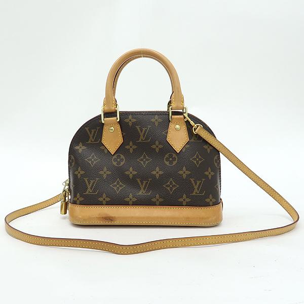 Louis Vuitton(루이비통) M53152 모노그램 캔버스 알마 BB 토트백 + 숄더스트랩 2WAY [강남본점] 이미지2 - 고이비토 중고명품