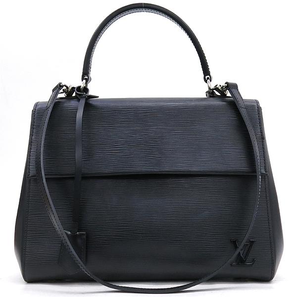Louis Vuitton(루이비통) M41302 블랙 에삐 레더 클루니 MM 토트백 + 숄더스트랩 2WAY [강남본점] 이미지2 - 고이비토 중고명품