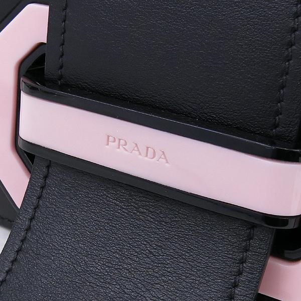 Prada(프라다) 1BD067 플랙스 멀티 컬러 리본 숄더백 [강남본점] 이미지3 - 고이비토 중고명품