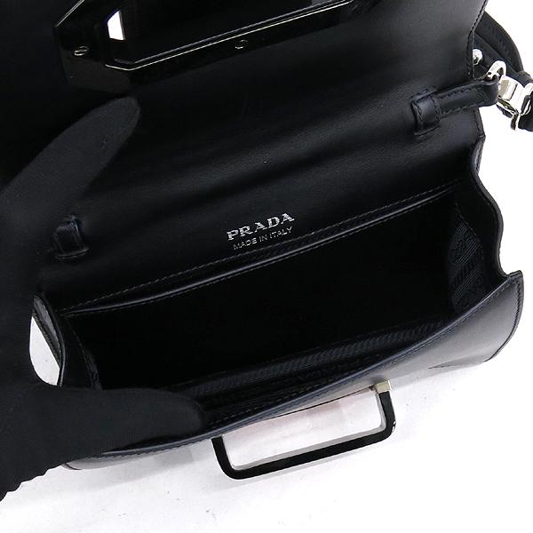 Prada(프라다) 1BD067 플랙스 멀티 컬러 리본 숄더백 [강남본점] 이미지4 - 고이비토 중고명품