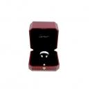 Cartier(까르띠에) B4032559 18K 화이트골드 Love ring 3 diamonds 3포인트 다이아 러브링 반지 - 19호 [부산센텀본점]