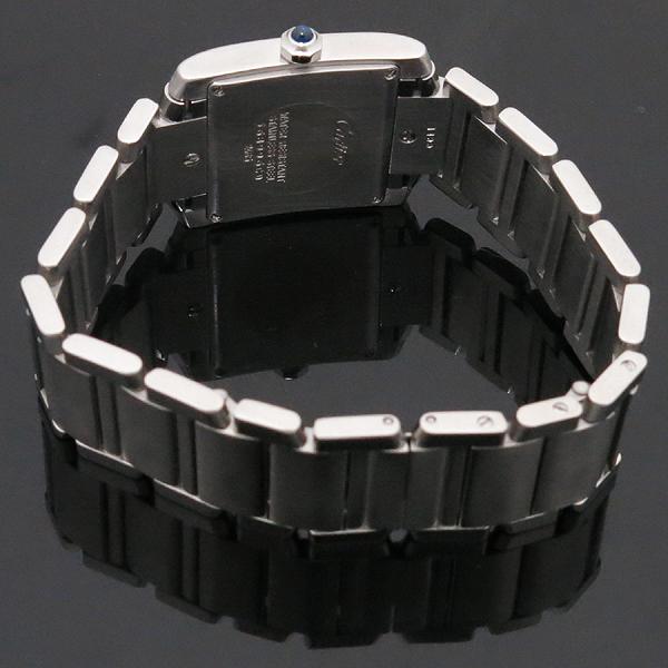 Cartier(까르띠에) W51011Q3 탱크 프랑세즈 M사이즈 쿼츠 스틸 남여공용 시계  [인천점] 이미지3 - 고이비토 중고명품