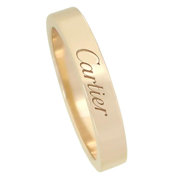 Cartier(까르띠에) B4087248 18K 핑크골드 인그레이빙 웨딩 밴드 반지 - 8호 [강남본점]