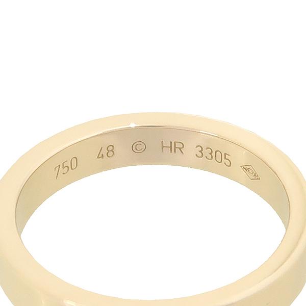Cartier(까르띠에) B4087248 18K 핑크골드 인그레이빙 웨딩 밴드 반지 - 8호 [강남본점] 이미지2 - 고이비토 중고명품