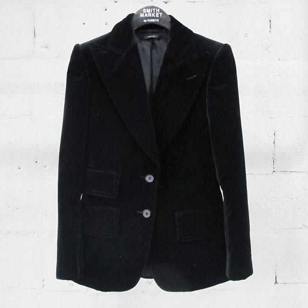 TOMFORD(톰포드) 19AW GI2546 FAX171 블랙 포켓 장식 여성용 자켓 [동대문점]
