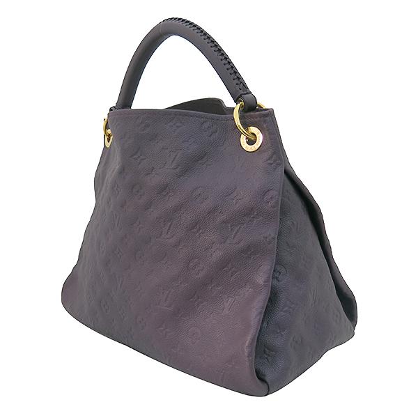 Louis Vuitton(루이비통) M93828 모노그램 퍼플 컬러 앙프렝뜨 앗치 MM 숄더백 [부산센텀본점] 이미지2 - 고이비토 중고명품
