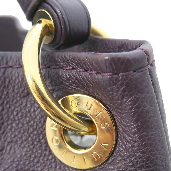 Louis Vuitton(루이비통) M93828 모노그램 퍼플 컬러 앙프렝뜨 앗치 MM 숄더백 [부산센텀본점] 이미지5 - 고이비토 중고명품