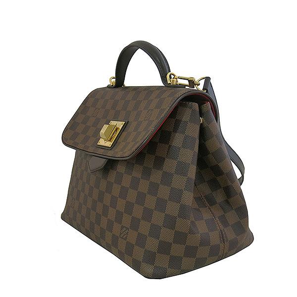 Louis Vuitton(루이비통) N41168 다미에 에벤 캔버스 베르가모 MM 2WAY [대구동성로점] 이미지3 - 고이비토 중고명품
