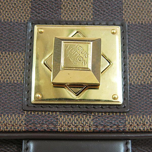 Louis Vuitton(루이비통) N41168 다미에 에벤 캔버스 베르가모 MM 2WAY [대구동성로점] 이미지4 - 고이비토 중고명품