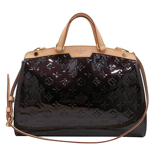 Louis Vuitton(루이비통) M91619 모노그램 베르니 아마랑뜨 브레아 MM 2WAY [인천점] 이미지2 - 고이비토 중고명품
