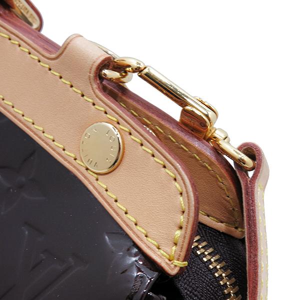 Louis Vuitton(루이비통) M91619 모노그램 베르니 아마랑뜨 브레아 MM 2WAY [인천점] 이미지4 - 고이비토 중고명품