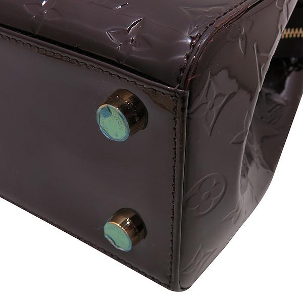 Louis Vuitton(루이비통) M91619 모노그램 베르니 아마랑뜨 브레아 MM 2WAY [인천점] 이미지6 - 고이비토 중고명품