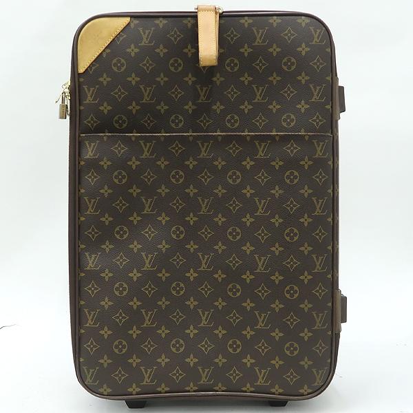 Louis Vuitton(루이비통) M23294 모노그램 캔버스 페가세 55 롤링 러기지 여행용 가방 + 수트케이스 [강남본점]