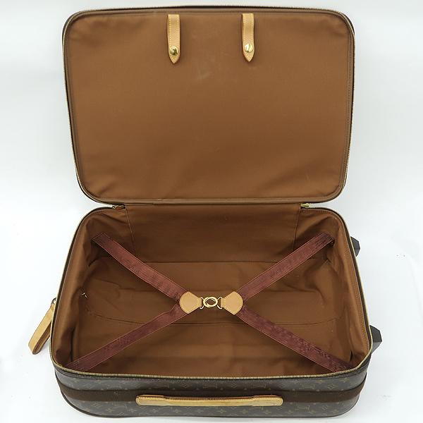 Louis Vuitton(루이비통) M23294 모노그램 캔버스 페가세 55 롤링 러기지 여행용 가방 + 수트케이스 [강남본점] 이미지4 - 고이비토 중고명품