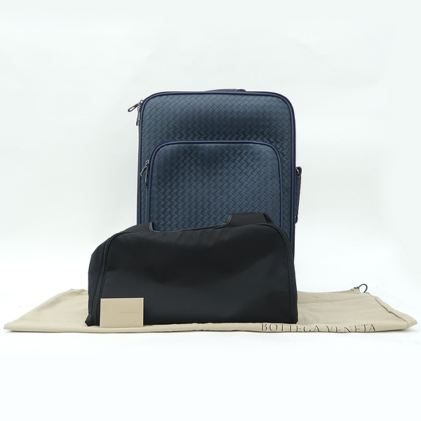 BOTTEGAVENETA(보테가베네타) 445086 인트레치아토 트톨리 VN 기내용 캐리어 가방 [강남본점]