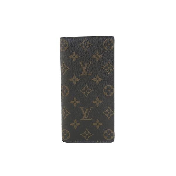 Louis Vuitton(루이비통) M66540 모노그램 캔버스 브라짜 월릿 장지갑 [부산센텀본점] 이미지2 - 고이비토 중고명품