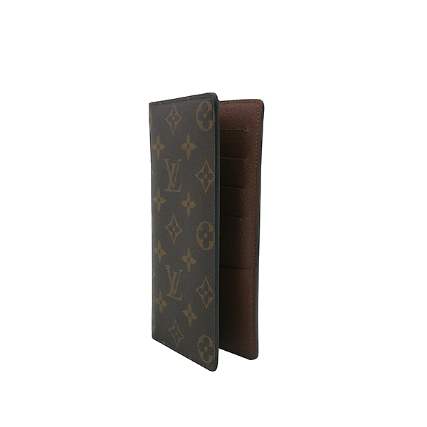 Louis Vuitton(루이비통) M66540 모노그램 캔버스 브라짜 월릿 장지갑 [부산센텀본점]