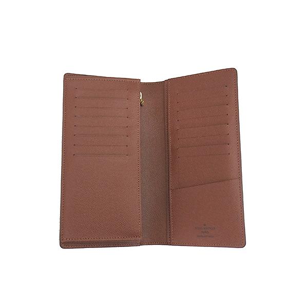 Louis Vuitton(루이비통) M66540 모노그램 캔버스 브라짜 월릿 장지갑 [부산센텀본점] 이미지4 - 고이비토 중고명품