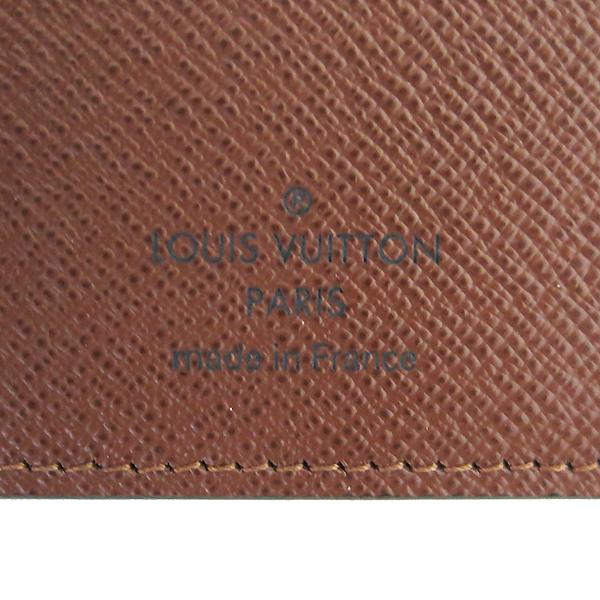 Louis Vuitton(루이비통) M66540 모노그램 캔버스 브라짜 월릿 장지갑 [부산센텀본점] 이미지5 - 고이비토 중고명품