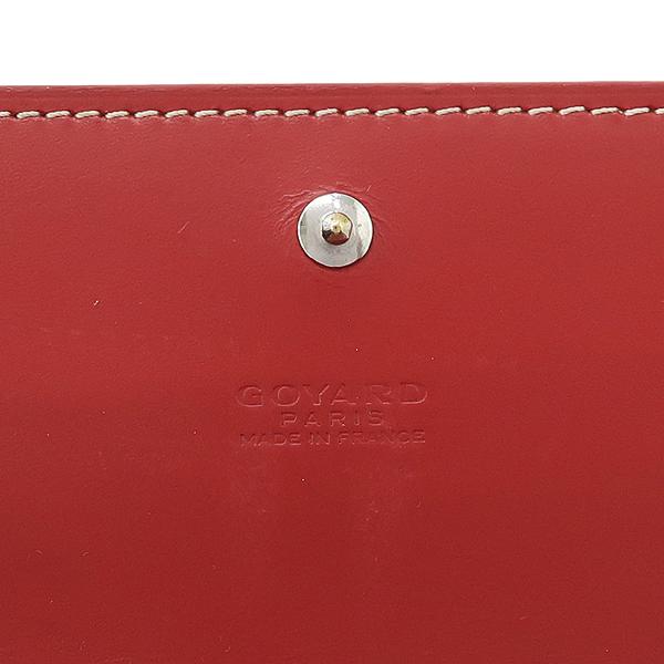 GOYARD(고야드) APMVARENNE2 스페셜 컬러 PVC 장지갑 [강남본점] 이미지4 - 고이비토 중고명품