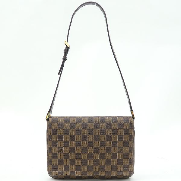Louis Vuitton(루이비통) N51301 다미에 에벤 캔버스 뮤젯 탱고 숄더백 [강남본점] 이미지2 - 고이비토 중고명품