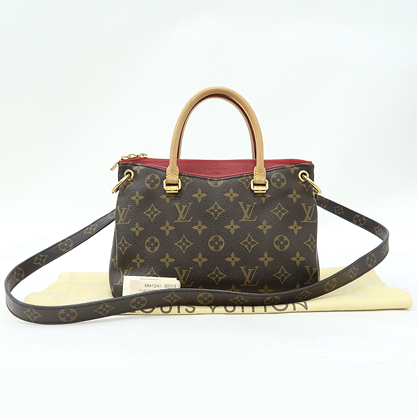 Louis Vuitton(루이비통) M44034 모노그램 캔버스 Cherry 컬러 팔라스 BB 2WAY [강남본점]