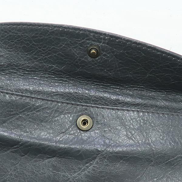 Balenciaga(발렌시아가) 319376 그레이 컬러 클래식 ENVELOPE 엔벨롭 플랩 클러치+숄더스트랩 [강남본점] 이미지4 - 고이비토 중고명품