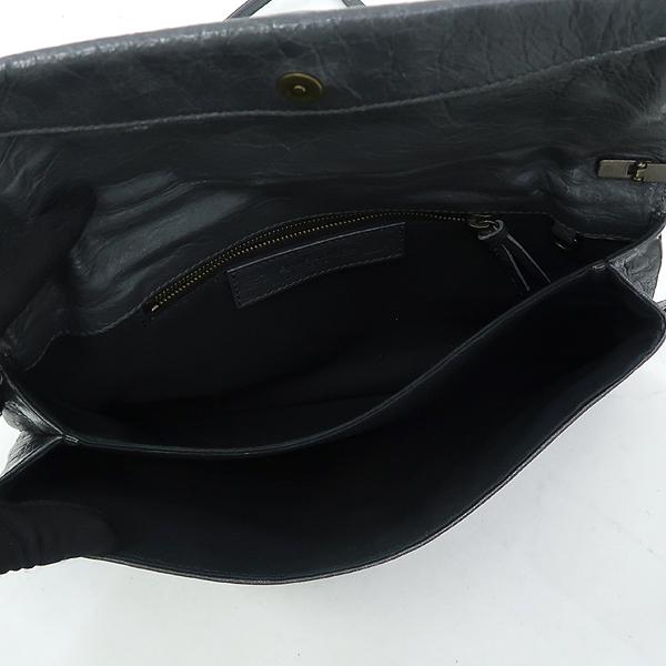 Balenciaga(발렌시아가) 319376 그레이 컬러 클래식 ENVELOPE 엔벨롭 플랩 클러치+숄더스트랩 [강남본점] 이미지5 - 고이비토 중고명품