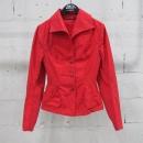 Vivienne_Westwood (비비안웨스트우드) 면 100% 레드 컬러 여성용 자켓 [동대문점]