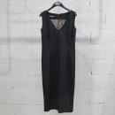 D&G(돌체&가바나) 블랙 컬러 여성용 슬리브리스 원피스 [동대문점]