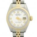 Rolex(로렉스) 69173 18K 콤비 DATE JUST(데이트 저스트) 여성용 시계 [강남본점]