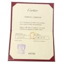 Cartier(까르띠에) B4086455 18K 핑크 골드 인그레이빙 1포인트 웨딩 반지 - 15호 [강남본점]