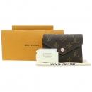 Louis Vuitton(루이비통) M62360 모노그램 캔버스 빅토린 월릿 Rose B 반지갑 [강남본점]