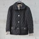 Burberry(버버리) 3696257 블랙 컬러 퀼팅 누빔 여성용 자켓 [동대문점]